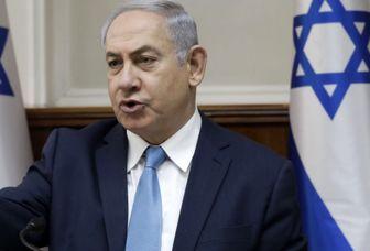 نتانیاهو بازهم از تجاوز به سوریه سخن گفت