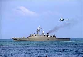 مانور مشترک ایران و روسیه در دریای خزر