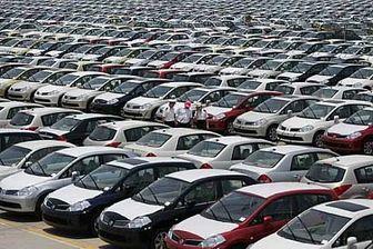 کاهش شدید واردات خودرو در فروردین