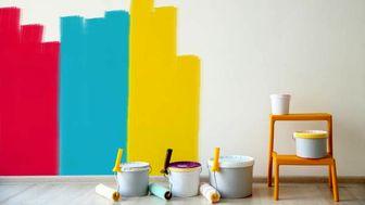 ترفندهایی برای رنگ کردن اتاق