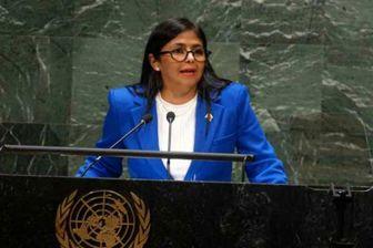 آمریکا حق قضاوت درباره ونزوئلا را ندارد