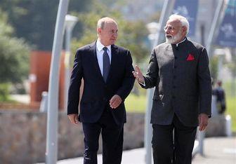 همکاری روسیه و هند بهرغم تحریمهای آمریکا با ایران