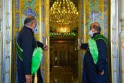 مراسم بازگشایی حرم حضرت شاهچراغ (ع)/ گزارش تصویری