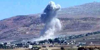 حمله جنگندههای روسیه به انبار تسلیحات گروهک «جبههالنصره»