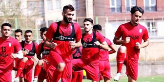 گزارش تمرین تیم ملی امید/ حضور دو استقلالی