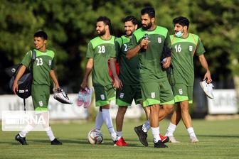 بازیکنان تیم ملی فوتبال ایران در بحرین قرنطینه شدند