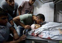 افزایش شهدای فلسطینی تظاهرات روز جمعه به دو نفر