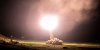 انتقام سخت ایران از آمریکا به وقوع پیوست/ کشته شدن حداقل 80 نفر از نظامیان آمریکایی +فیلم