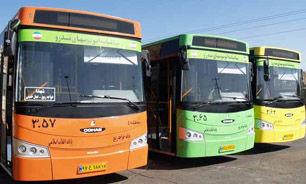 تغییرات در برخی از خطوط اتوبوسرانی در تهران