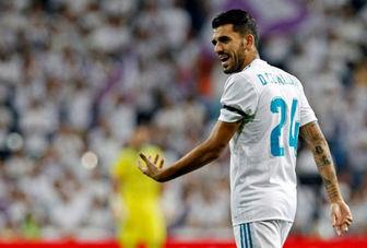 بازیکن رئال مادرید در آستانه پیوستن به لیورپول