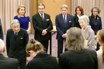 اهدای ارزشمندترین جایزه هنری ژاپن به ستاره سینمای فرانسه