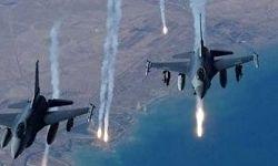 حمله جنگندههای نیروی هوایی ترکیه به شمال عراق
