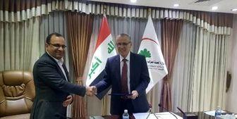 ایران آماده همکاری بیشتر با عراق در حوزه سلامت