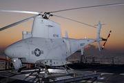سقوط بالگرد آمریکایی به قعر دریا