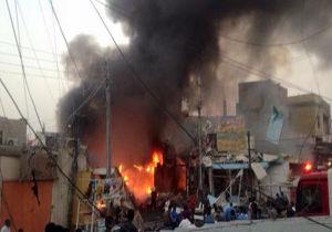 انفجار خودروی بمب گذاری شده در شرق بغداد