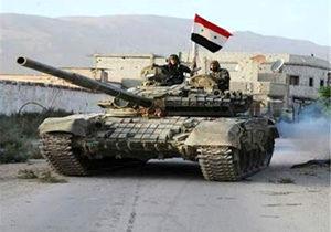 تسلط ارتش سوریه بر «الکلاریه» در حلب