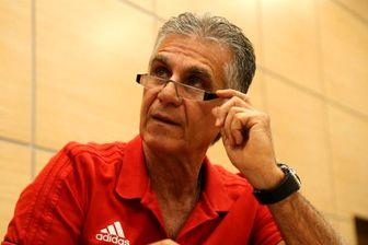 کیروش تنها گزینه سرمربیگری تیم ملی فوتبال کلمبیا شد
