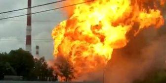 جزئیات نجات ۳۰ نفر از آتشسوزی در بازار +عکس