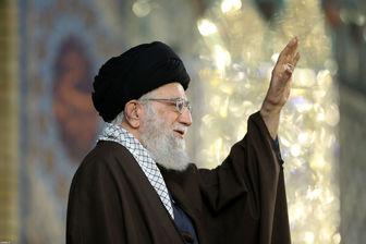 بیانات کامل رهبر انقلاب در حرم مطهر رضوی/صوت