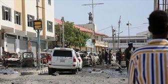 وقوع انفجار انتحاری در سومالی