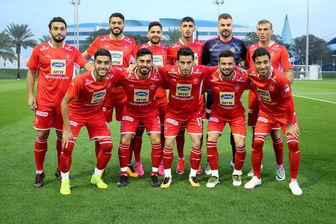 ترکیب پرسپولیس برابر فولاد خوزستان اعلام شد