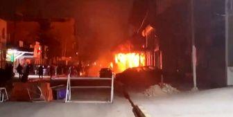 شاهدان عینی: نقابداران، عاملان اصلی حمله به کنسولگری ایران در نجف
