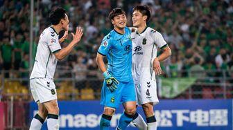 دروازه بان کاشیما به دنبال سومین قهرمانی در لیگ آسیا