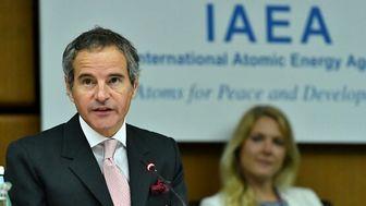 زمان سفر رافائل گروسی مدیرکل آژانس به ایران