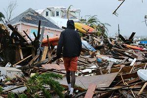 توفان دوریان در باهاما جان چند نفر را گرفت؟