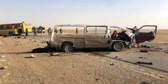 10 زائر ایرانی در حادثه تصادف در عراق جان باختند