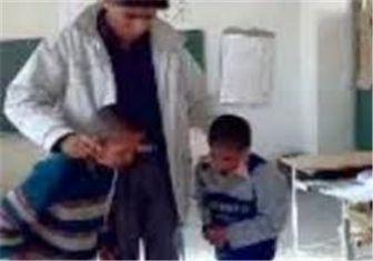 توضیحات آموزشوپرورش درمورد تنبیه بدنی دو دانشآموز