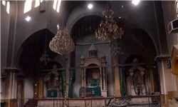 حمله تروریستها به کلیسای دیرالزور