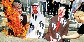 امارات در پی بزک کردن چهره «اسرائیل» و اجرای معامله قرن است