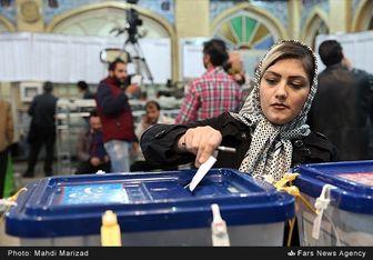 آمار مشارکت مردم در انتخابات به تفکیک هر استان