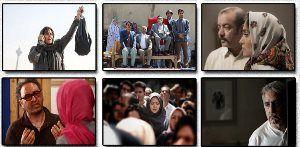 پرکارترین و کم کارترین بازیگران سینما در جشنواره فجر