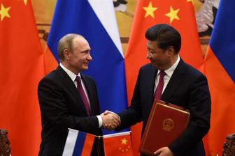 مبادلات تجاری روسیه و چین افزایش مییابد