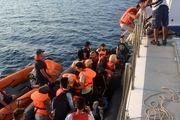 گارد ساحلی لیبی 148 مهاجر غیرقانونی را نجات داد
