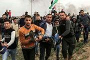 نوجوان ۱۶ ساله فلسطینی آسیب دیده به شهادت رسید