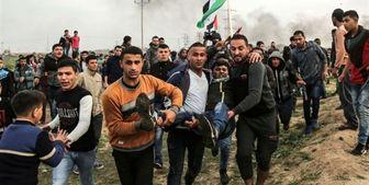 افزایش تعداد شهدای حملات رژیم صهیونیستی در راهپیماییهای بازگشت