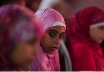 دختر مسلمان ۱۵ ساله از ورود به مدرسه در فرانسه منع شد