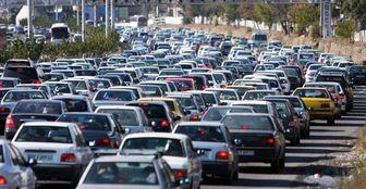 آخرین وضعیت ترافیکی جادههای کشور/ ترافیک سنگین در محور چالوس