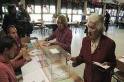 اسپانیاییها انتخابات پارلمانی برگزار میکنند