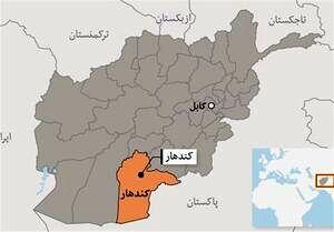 حمله هوایی آمریکا به مواضع طالبان در جنوب افغانستان