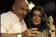 عاشقانه «لیلا حاتمی» روی پرده سینماها /عکس