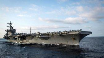 کاهش حضور نظامی آمریکا در خلیج فارس