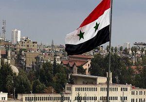 چند درصد راه ها دمشق در اشغال تروریست هاست؟/عکس