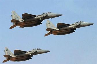 حملات گسترده جنگندههای سعودی به مردم یمن