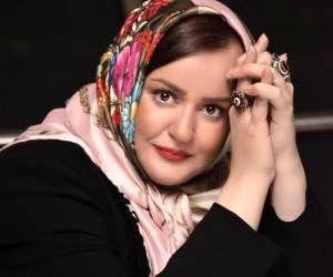 لاغری مشهود خانم بازیگر در «جشن حافظ» /عکس