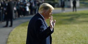 ترامپ چه زمانی کاخ سفید را ترک میکند؟