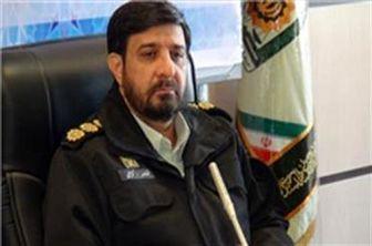 اقدامات پلیس برای تامین امنیت خرید شب عید